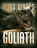 Goliath by Russ Watts - Book Cover