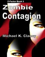 Zombie Contagion - Book Cover