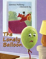 The Lonely Balloon - Book Cover