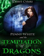 The Temptation of Dragons (Penny White Book 1) - Book Cover