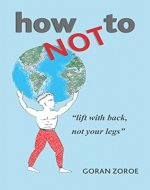 How not to - Book Cover