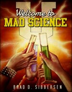Welcome to Mad Science U - Book Cover