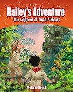 Hailey's Adventure - Book Cover