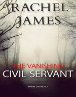 The Vanishing Civil Servant - Book Cover
