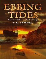 Ebbing Tides (The Black Feather Trilogy Book 2) - Book Cover