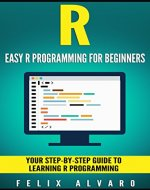 Easy R Programming for Beginners - Book Cover