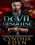 The Devil In Disguise (Bad Things Book 1) - Book Cover