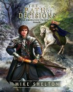 The Path of Decisions (The Cremelino Prophecy Book 2) - Book Cover