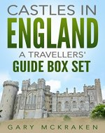 Castles in England a Travellers' Guide Box Set - Book Cover