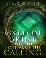 Gyleon Brine and The Festival of the Calling - Book Cover