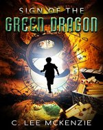 Sign of the Green Dragon - Book Cover