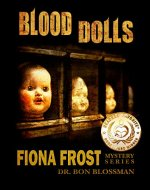 Fiona Frost: Blood Dolls - Book Cover