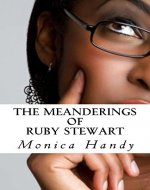 The Meanderings Of Ruby Stewart - Book Cover