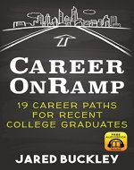 Career OnRamp: 19 Career Paths for Recent College Graduates - Book Cover