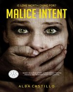 MALICE INTENT: Is Love Worth Dying For? Based on a True Story - Book Cover