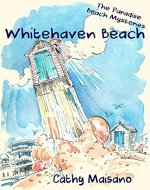 The Paradise Beach Mysteries: Whitehaven Beach - Book Cover