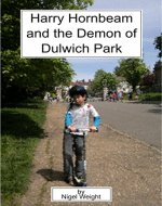 Harry Hornbeam and the Demon of Dulwich Park - Book Cover