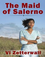 The Maid of Salerno - Book Cover