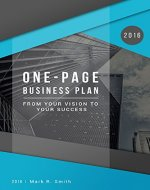 One-Page Business Plan: From Your Vision to Your Success - Book Cover