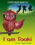 I am Tooki: A book about being you - Book Cover