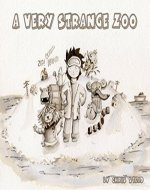 A Very Strange Zoo - Book Cover