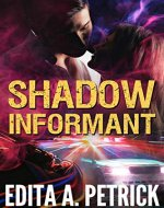 Shadow Informant - Book Cover