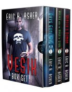 The Vesik Series: Books 1-3 (Vesik Series Boxset) - Book Cover