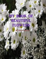 My Book of Beautiful Flowers - Book Cover