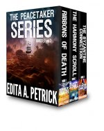 The Peacetaker Series - Books 1, 2 and 3 - Book Cover