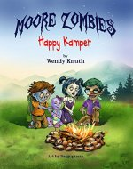 Moore Zombies: Happy Kamper - Book Cover