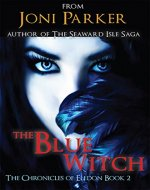 The Blue Witch: Book Two of the Chronicles of Eledon - Book Cover