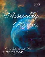 Assembly Of Planets: Complete First Set - Book Cover