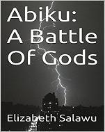 Akibu - A Battle of Gods - Book Cover