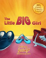 The Little Big Girl (Not So Serious Jack Series Book 2) - Book Cover