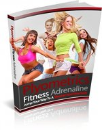 Plyometrics Fitness Adrenaline: Jump Your Way To A Slimmer And Fitter Body - Book Cover
