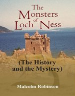 The Monsters of Loch Ness: The History and the Mystery - Book Cover