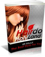 Hairdo Holy Land: All About The Best Style For You - Book Cover