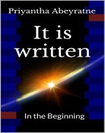 In the Beginning (It is Written Book 1) - Book Cover