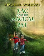Zac and the Magical Bat - Book Cover