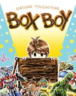 Box Boy - Book Cover