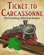 Ticket to Carcassone - Book Cover