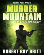 Murder Mountain - Book Cover