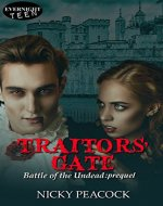 Traitors' Gate (Battle of the Undead) - Book Cover