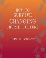 How to Survive Changing Church Culture - Book Cover