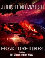 Fracture Lines (The Glass Complex Book 2) - Book Cover