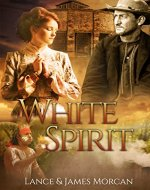 White Spirit (A novel based on a true story) - Book Cover