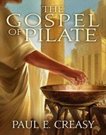The Gospel of Pilate - Book Cover