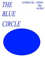 The Blue Circle - Book Cover