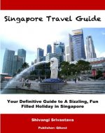 Singapore Travel Guide Pocket Edition: Best Places to See in Singapore on A Budget - Book Cover