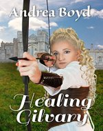 Healing Gilvary (The Kingdoms of Kearnley Book 2) - Book Cover